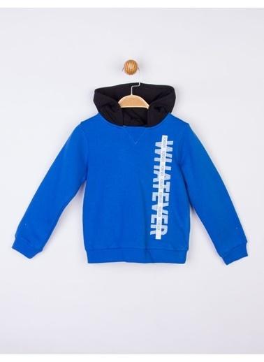 Panolino  Kapüşonlu Sweatshirt 17738 Saks